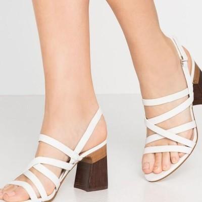 アルド レディース サンダル DINDILOA - Sandals - white