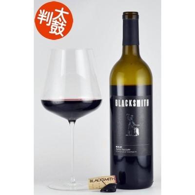 ワイン 赤ワイン ナパバレー ナパヴァレー ブラックスミス メルロー スタッグスリープディストリクト ナパヴァレー wine
