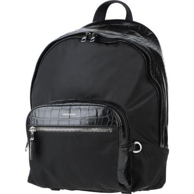ニール バレット NEIL BARRETT メンズ バッグ backpack & fanny pack Black