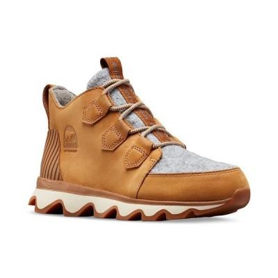 ソレル スニーカー シューズ レディース Kinetic Caribou Sneakers Camel Brown