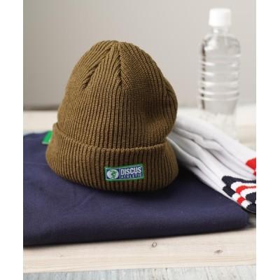 おしゃれスタ / DISCUS SHORT AZE WA(ST) WOMEN 帽子 > ニットキャップ/ビーニー