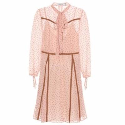 コーチ Coach レディース ワンピース ワンピース・ドレス printed dress Pink