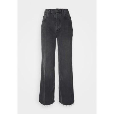 ボーイッシュ デニムパンツ レディース ボトムス CHARLEY - Flared Jeans - space odyssee