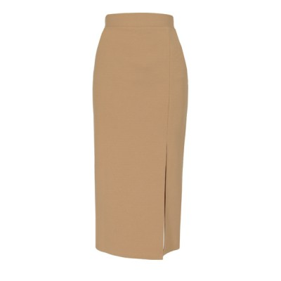 JULIA BOUTIQUE / スリットデザインミディアム丈スカート/520054 WOMEN スカート > スカート
