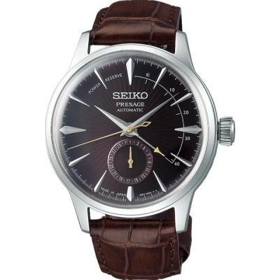 SEIKO セイコー機械式腕時計 メカニカル プレザージュ メンズベーシックラインSARY135
