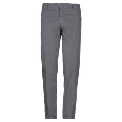 LIU •JO MAN パンツ グレー 44 コットン 97% / ポリウレタン 3% パンツ