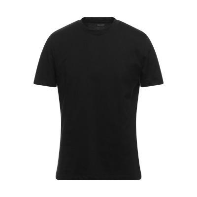 YES LONDON T シャツ ブラック L コットン 100% T シャツ