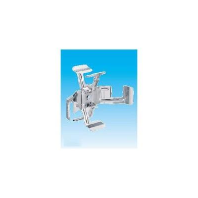 因幡電機産業:クロスロックWタイプ 型式:FL-W(1セット:100個入)
