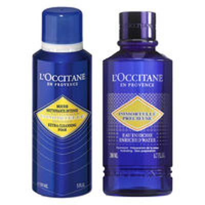 L'OCCITANEL'OCCITANE(ロクシタン)イモーテル プレシューズ ベーシックキット(洗顔料+化粧水)