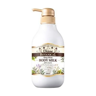 ダイアン ボタニカル ボディミルク ハニーオランジュの香り 大容量 500ml敏感肌もリッチに潤うダイアンボタニカル ディープモイスト