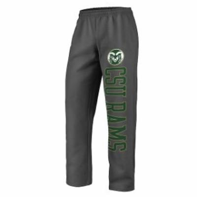 Fanatics Branded ファナティクス ブランド スポーツ用品  Fanatics Branded Colorado State Rams Charcoal Sideblocker Fleece Pants