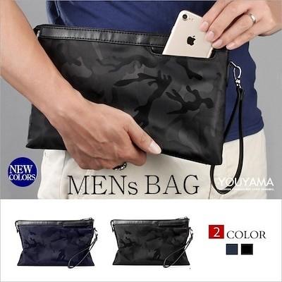 セカンドバッグ 手持ち メンズ オックスフォード クラッチバッグ 紳士鞄 カジュアル メンズバッグ バックパック カバン
