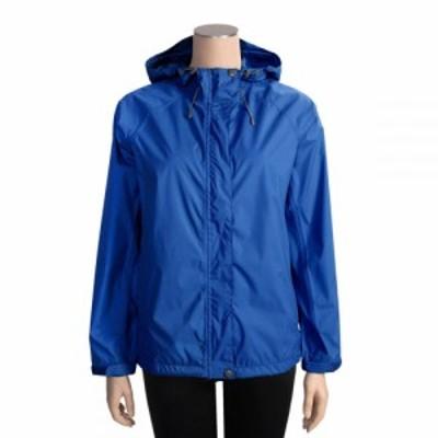 ホワイトシエラ White Sierra メンズ レインコート シェルジャケット アウター Trabagon Shell Rain Jacket Estate Blue