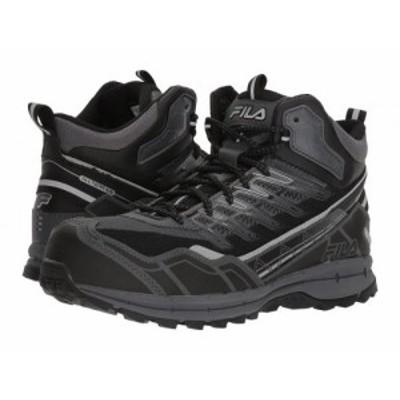Fila フィラ メンズ 男性用 シューズ 靴 スニーカー 運動靴 Hail Storm 3 Mid Composite Toe Trail【送料無料】