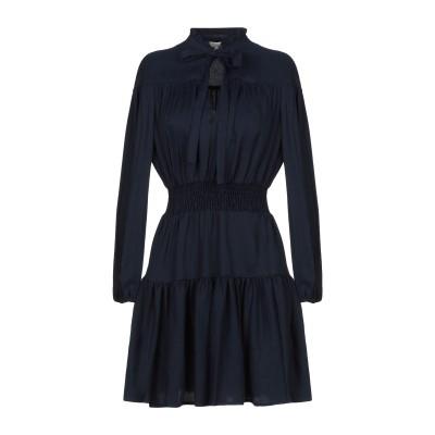 MAJE ミニワンピース&ドレス ダークブルー 2 レーヨン 87% / ナイロン 13% ミニワンピース&ドレス
