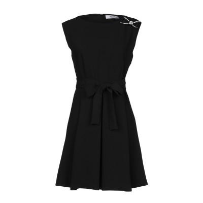 ブルーガール ブルマリン BLUGIRL BLUMARINE ミニワンピース&ドレス ブラック 44 ポリエステル 100% ミニワンピース&ドレス