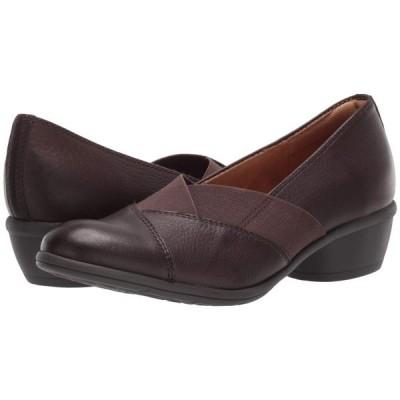 コンフォーティヴァ Comfortiva レディース パンプス シューズ・靴 Quinton Merlot Brown Cascade Soft