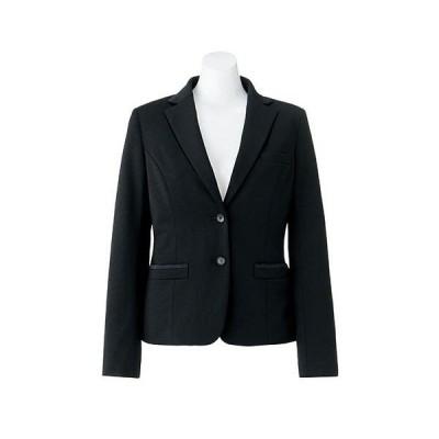 ボンマックス BONOFFICE ジャケット ブラック 19号 AJ0254-16 1着(直送品)