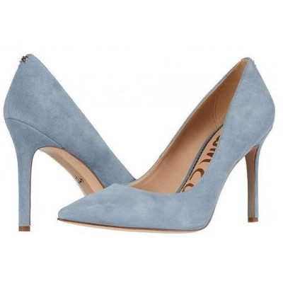 Sam Edelman サムエデルマン レディース 女性用 シューズ 靴 ヒール Hazel - Smokey Blue Suede Leather