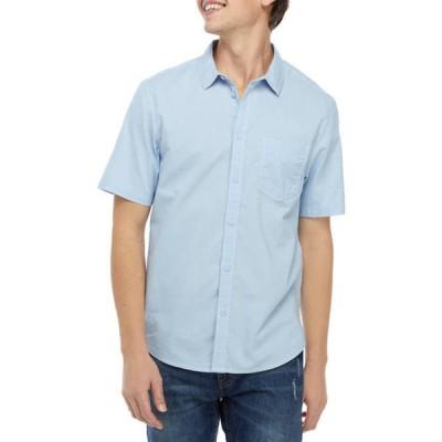 トゥルー クラフト メンズ シャツ トップス Short Sleeve Woven Shirt