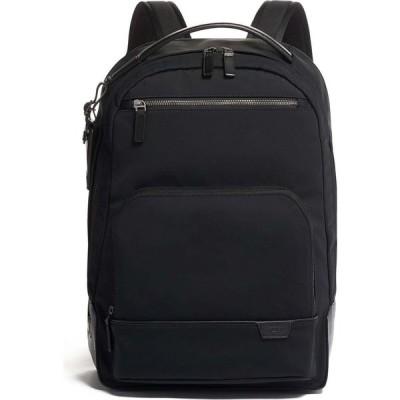 トゥミ TUMI メンズ バックパック・リュック バッグ Harrison Warren Backpack Black