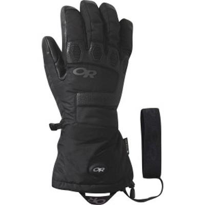アウトドアリサーチ メンズ 手袋 アクセサリー Lucent Heated Sensor Glove Black
