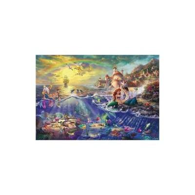 【テンヨー】 D-1000-489 The Little Mermaid パズル ジグソーパズル パネル キャラクター ディズニー[▲][ホ][K]