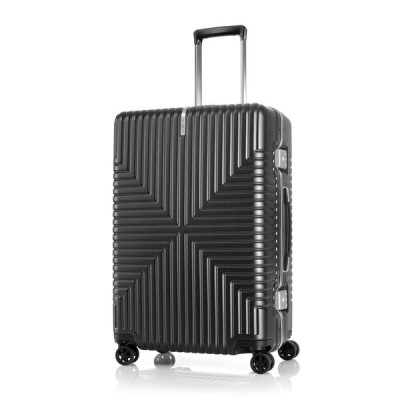[サムソナイト] スーツケース インターセクト スピナー 68/25 FR 保証付 73L 4.5kg ブラック
