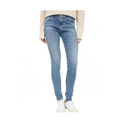 AG Adriano Goldschmied アドリアーノゴールドシュミット レディース 女性用 ファッション ジーンズ デニム Farrah High-Rise Skinny Ankle in Cielo - Cielo