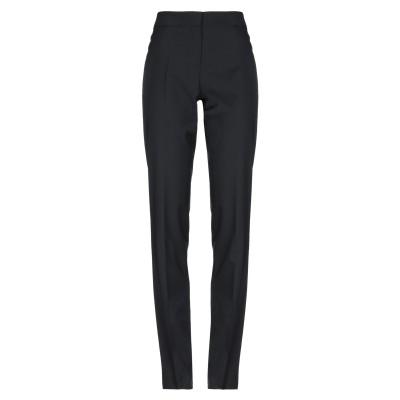 CALVIN KLEIN COLLECTION パンツ ブラック 42 バージンウール 85% / ナイロン 10% / ポリウレタン 5% パンツ