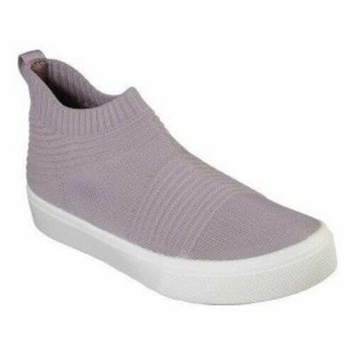 SKECHERS スケッチャーズ シューズ スリッパ Skechers Womens  Poppy Like Socks Mid Top Sneaker