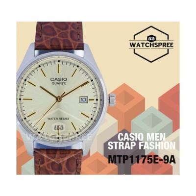 腕時計 カシオ Casio Classic Series Men's Analog Watch MTP1175E-9A