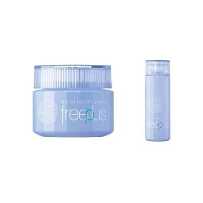 セット買いフリープラス モイストリペアクリーム(薬用高保湿クリーム) & モイストリペアローション2(しっとりタイプ)(薬用保湿化粧水)