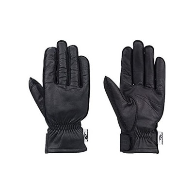 コミネ (Komine) バイク用 グローブ Gloves GK-415 レディスグローブII ブラック 黒 SMサイズ 04-415/BK/SM