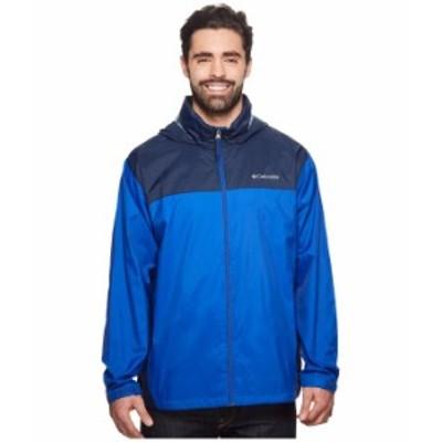 コロンビア メンズ コート アウター Big & Tall Glennaker Lake¢ Jacket Azul/Collegiate Navy