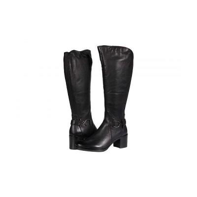 Spring Step スプリングステップ レディース 女性用 シューズ 靴 ブーツ ロングブーツ Araya - Black