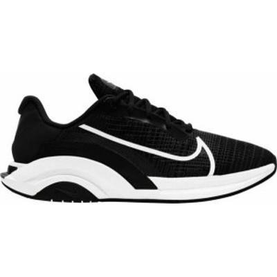 ナイキ メンズ スニーカー シューズ Nike Men's ZoomX SuperRep Surge Training Shoes Black/White