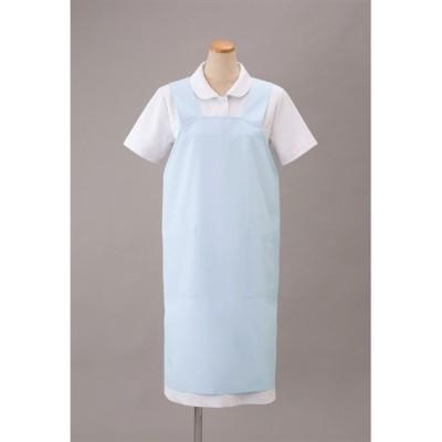(KEX-1155)【ナガイレーベン】ケアガウン男女兼用 ナースウェア・白衣・介護ウェア