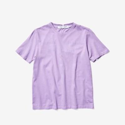 プロエンザ スクーラー ホワイト レーベル Proenza Schouler White Label レディース Tシャツ トップス Jersey PS NY Print Short Sleeve