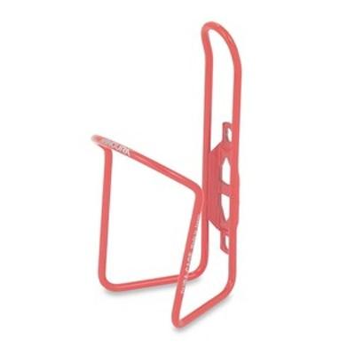 ミノウラ 自転車アクセサリー Dura-Cage ジュラルミンボトルケージ ボルト無 AB100-4.5   Pレッド