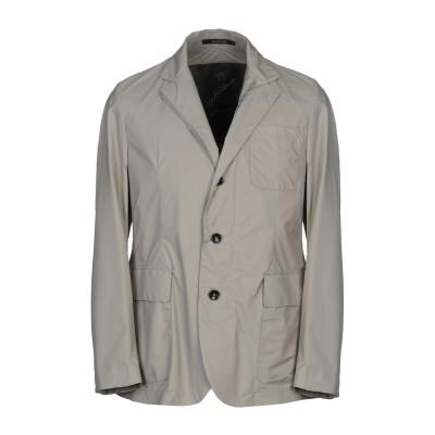 MONTECORE テーラードジャケット ドーブグレー 46 ナイロン 54% / ポリウレタン 46% テーラードジャケット