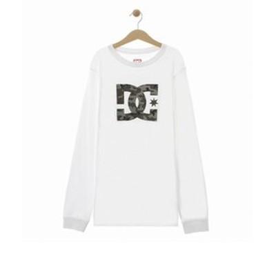 【DC ディーシー公式通販】ディーシー (DC SHOES)19 KD STAR LS キッズ Tシャツ 長袖 ロゴ クルーネック
