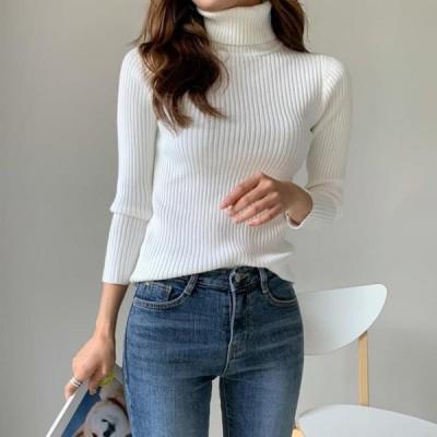 ENVYLOOK レディース ニット/セーター Mercy Turtleneck Knitwear