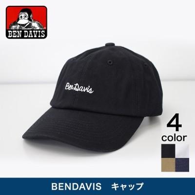 【BENDAVIS】 ベンデイビス キャップ メンズ レディス ユニセックス ワンポイント ブランド 帽子 シンプル ローキャップ 人気 ロゴ 刺繍