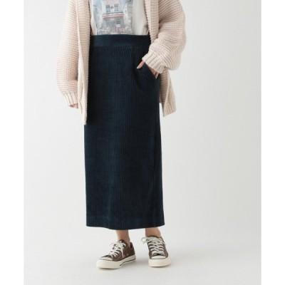スカート カラーコールタイトスカート[プチサイズ]