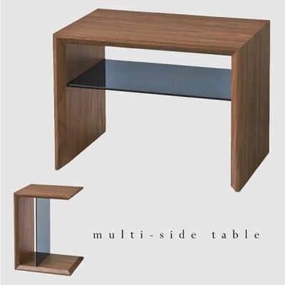 テーブル サイドテーブル ソファテーブル ベッドサイド ソファサイド 机  ガラス おしゃれ