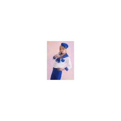中古生写真(男性) 大崎捺希(仁兎なずな)/膝上・ユニット衣裳・右手胸元・左手腰・背景ピンク・キャラクターショット/「『あんさんぶるスターズ!