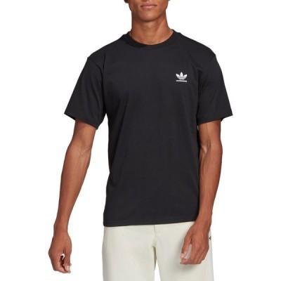 アディダス Adidas Skateboarding メンズ Tシャツ トップス adidas 2.0 logo short sleeve t-shirt Black White