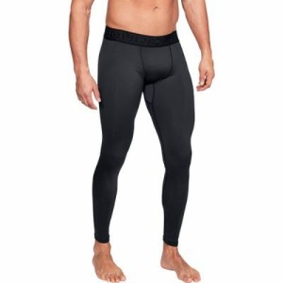 アンダーアーマー タイツ・スパッツ ColdGear Compression Leggings Black/Charcoal