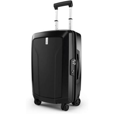 [スーリー] スーツケース Thule Revolve Carry On Spinner 容量:33L TRGC122 Black